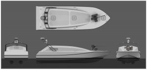 Unmanned ship designs