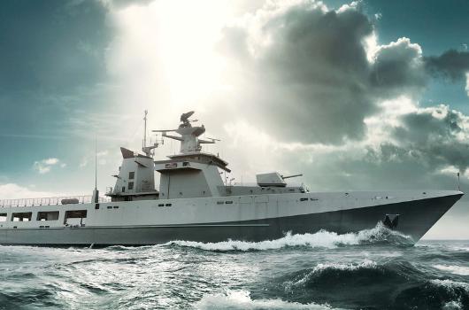 Innovative Naval Architecture Image